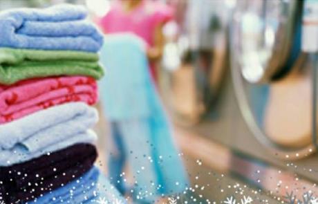 דוגמה לעבודות כביסה וניקוי